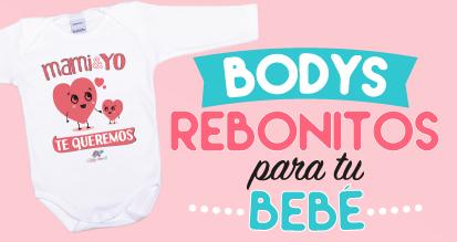 Bodys Personalizados